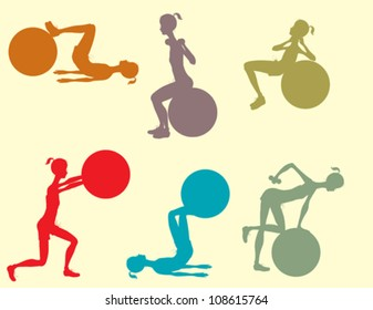 On the Ball Exercises