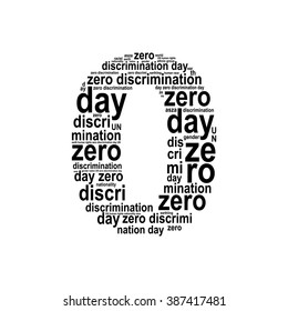 One Love Zero Discrimination - No Discrimination Day