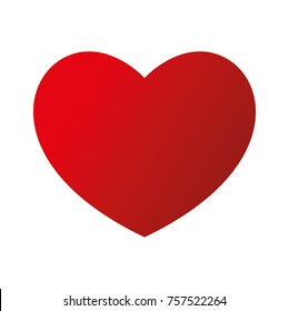 One Red Big Heart