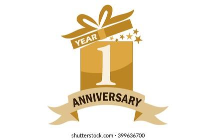 Work Anniversary Banner Hd Stock Images Shutterstock
