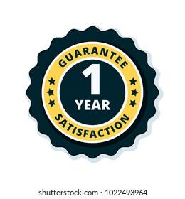 One Year Guarantee