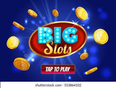Logo Slot Machine Images, Stock Photos & Vectors   Shutterstock