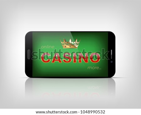 online casino design template online casino stock vector royalty