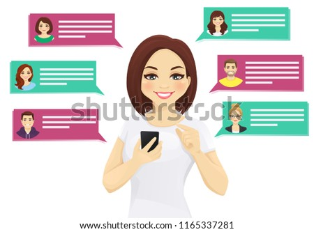 Girl chat without card abuse