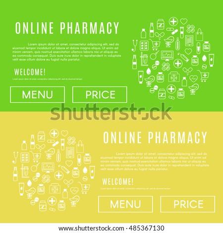 Website template #41885 healthy life drugs custom website template.