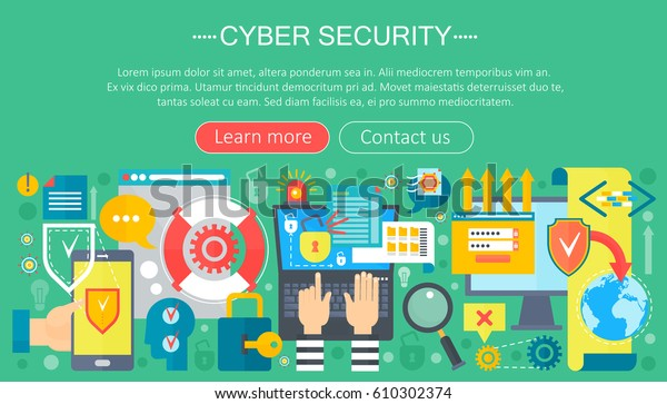 Online Communication Security Computer Protection Cyber