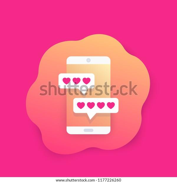 Onlinedejting med chatt