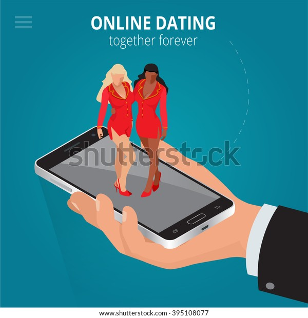 App für Online-Dating
