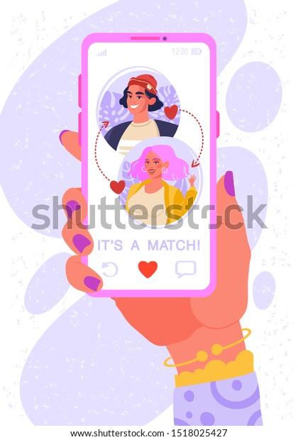 Online dating SA