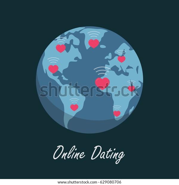 Dating kaarten en globes