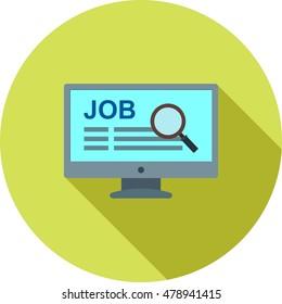 Online Job Ad
