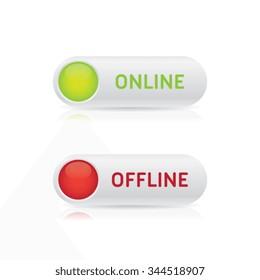 Online and Offline Indicators