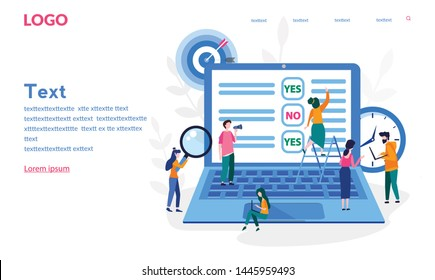 Web Vote Images, Stock Photos & Vectors | Shutterstock