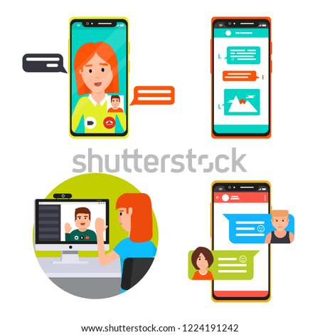 Online chat video and call free