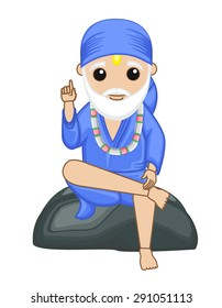 Only One God - Sai Baba Indian God