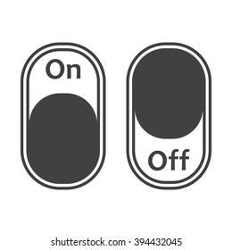On/Off switch Icon JPG