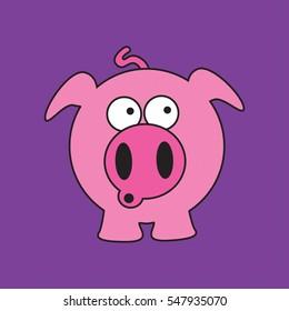 Ooh Zoo Pig
