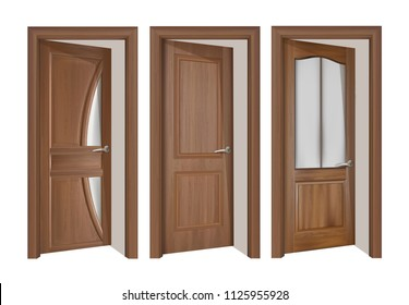 Wooden Door Frame Images, Stock Photos & Vectors | Shutterstock on