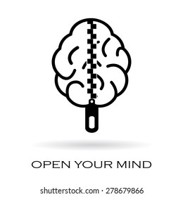 Open your mind icon