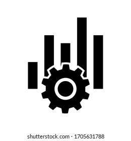 Operation vector icon. Simple element illustration. operation concept symbol design.