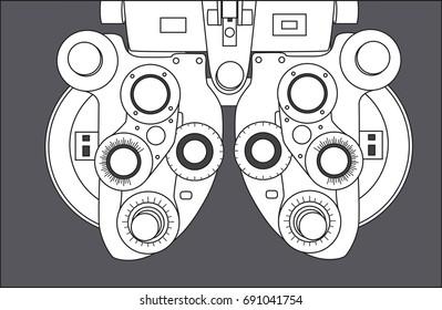 Ophthalmologic equipment