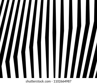 optical art abstract background wave design black and white op art