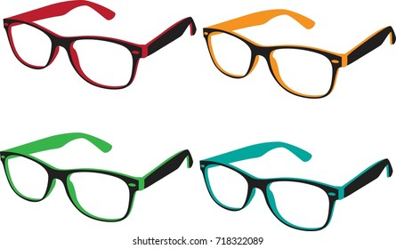 Optics set