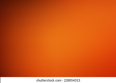 Orange abstract background - Vector