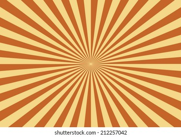 Orange color background.Vector illustration