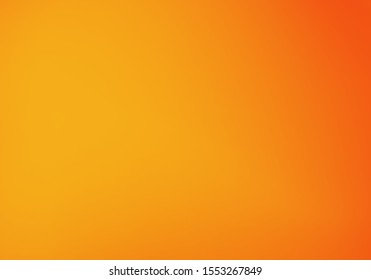 Orange colorful gradients vector background - Shutterstock ID 1553267849