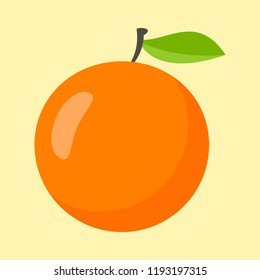 Orange Fruit Cut Stock Illustrations, Images & Vectors