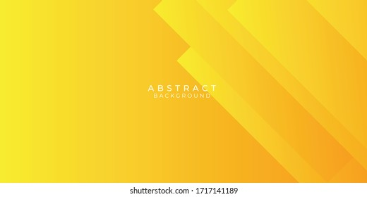 Orange yellow box rectangle abstract background vector presentation design. Vector illustration for business, corporate, institution, party, festive, seminar, and talks.