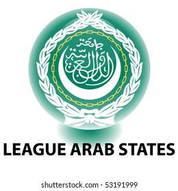 Orb League arab states Flag
