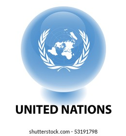 Orb United Nations Flag
