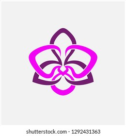 Orchid Vector Logo
