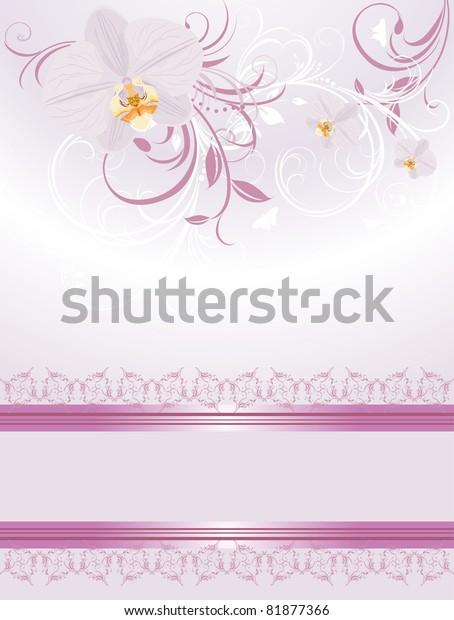 orchids-decorative-sprigs-festive-card-6