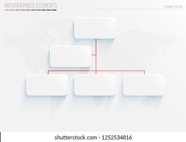 organization Chart.Template for your business presentation-01