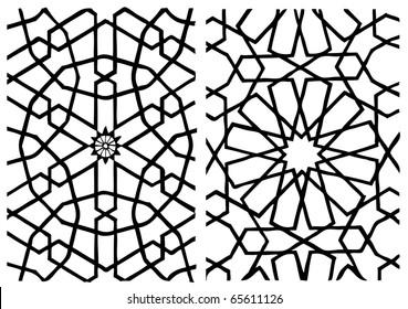 oriental design elements