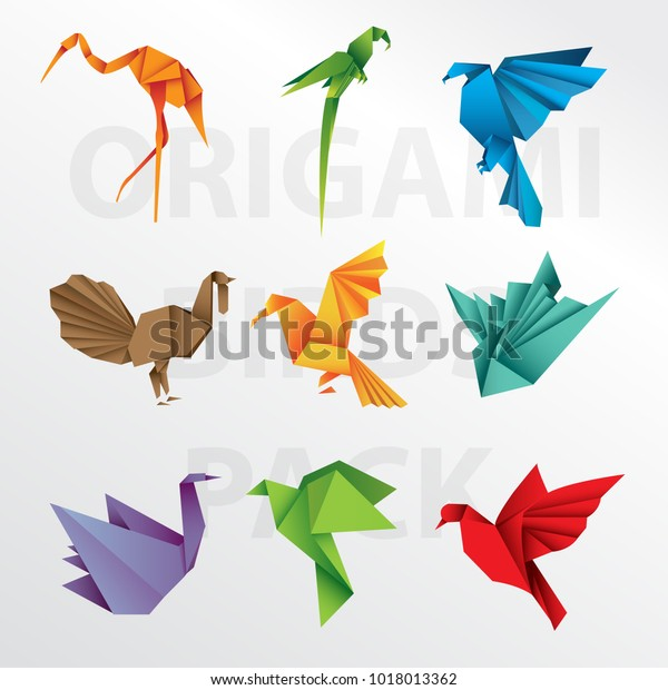 How to make a paper Bird? (easy origami) - YouTube | 620x600