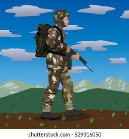 Falklands War Stock Vectors, Images & Vector Art | Shutterstock