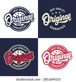 Original best quality and quaranteed style logo collection