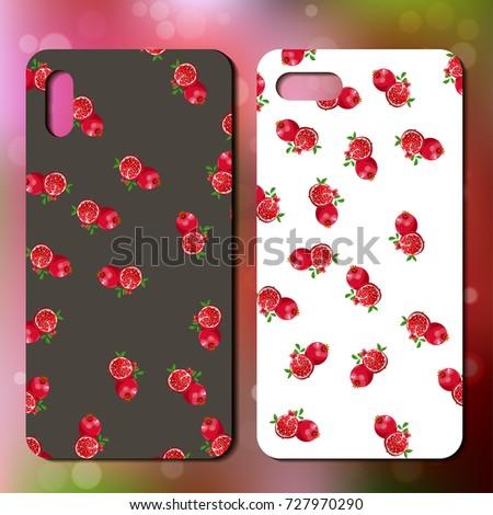Original pomegranate smart phone
