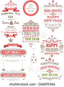 ornament decoration background for holiday