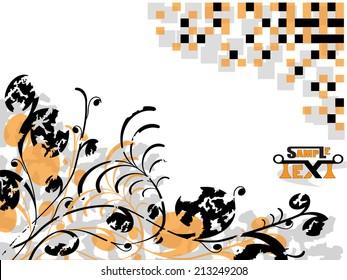 Ornament fragmentary