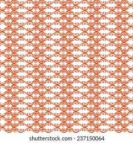 Ornament pattern design in vector