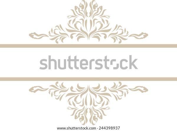 ornamental-element-vintage-decor-vector-