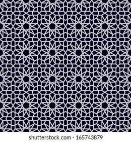 Фотообои Ornamental pattern. Arabic seamless pattern. Moroccan background.