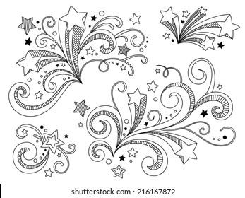 Ornate stars