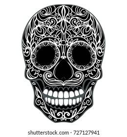 Ornate Sugar Skull