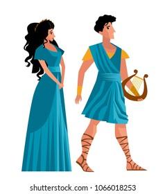orpheus and eurydice myth